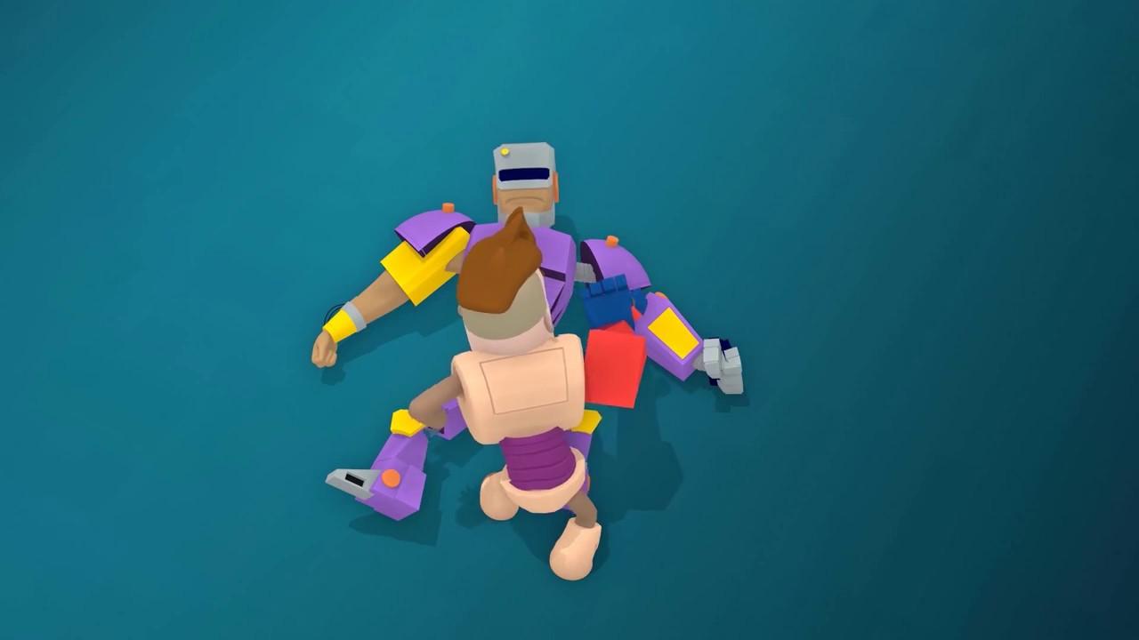 Cyborg Joe