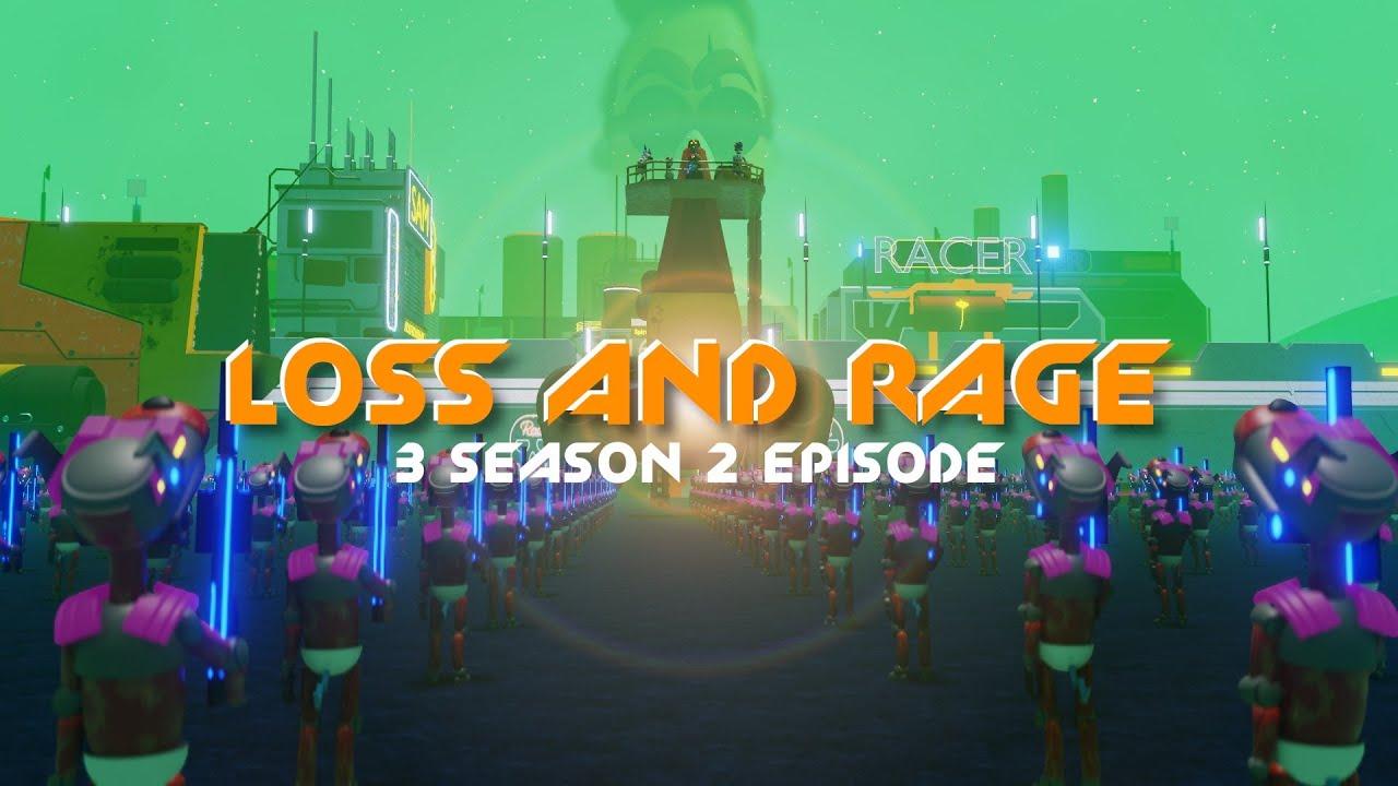 Loss and Rage