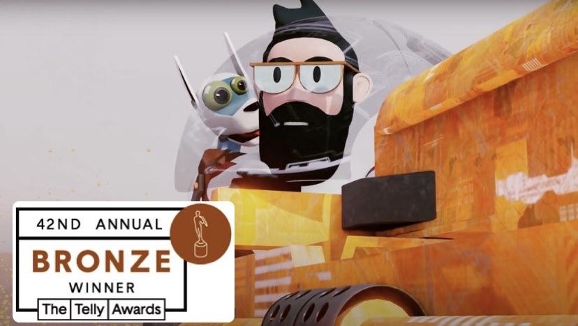 Telly Awards 2021 Winner!